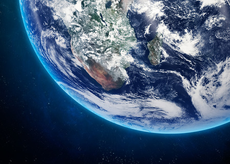 image: High quality Earth image.