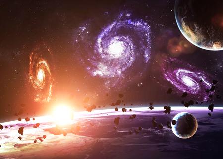 kosmos: Unglaublich schöne Raum.
