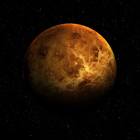 高品質金星イメージ。