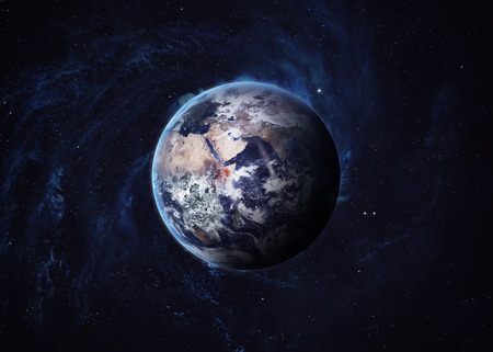 kepler: High quality Earth image.