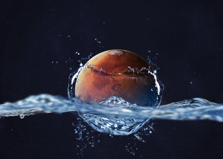 discovery: Discovered liquid water on the planet mars, great science discovery.