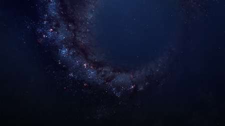 nasa: Beautiful space background. Elements of this image furnished by NASA