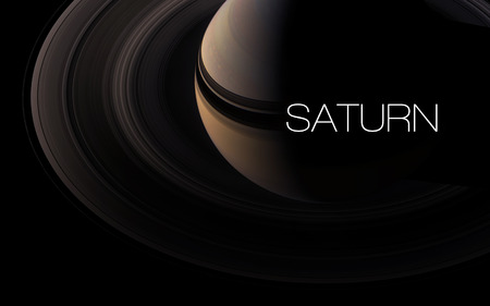 saturn: Saturn - High resolution images presents planets of the solar system.