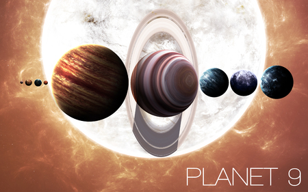 ninth: Ninth planet of the solar system opened. New gas giant.