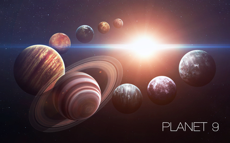 Ninth planet of the solar system opened. New gas giant
