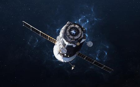 soyuz: Spacecraft Soyuz.