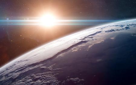 Terre - images haute résolution présente des planètes du système solaire. Banque d'images - 54300708