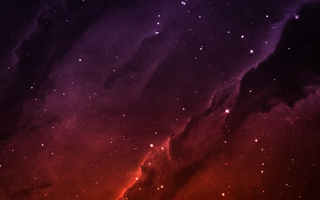 starfield: Starfield in deep space many light years far from the Earth.
