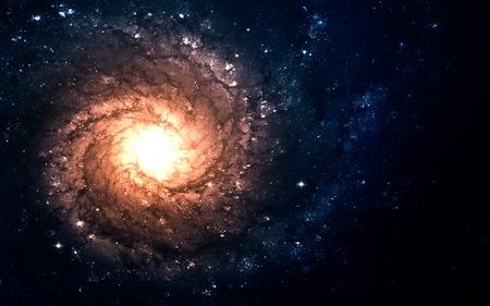 schöpfung: Starfield im Weltraum weit viele Lichtjahre von der Erde entfernt. Lizenzfreie Bilder