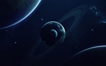 この画像の要素提供 NASA 深宇宙の想像力、惑星、星や銀河無限の宇宙