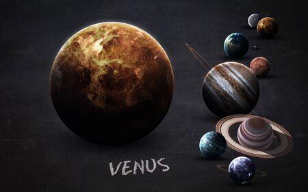 Venus - High resolution