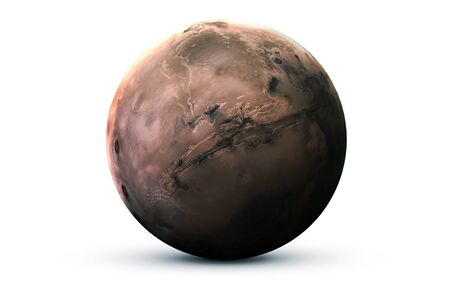Mars - High resolution Imagens