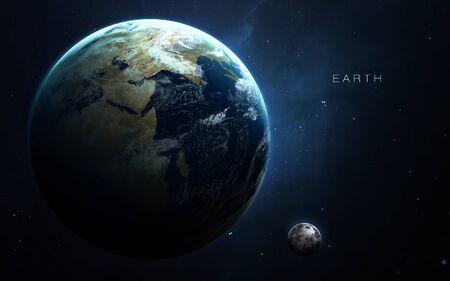 Earth - High resolution