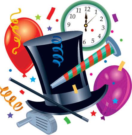 新しい年のパーティー