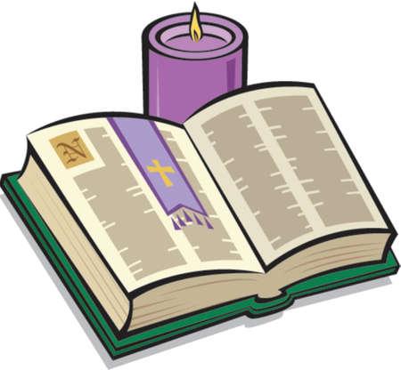 Santa Biblia  Foto de archivo - 718152