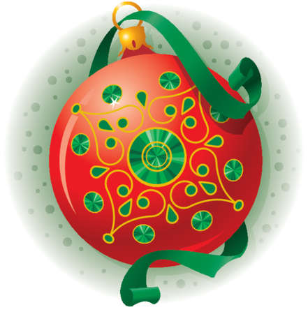 Weihnachten Ornament