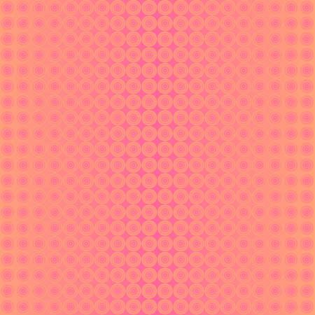 抽象的な円パターン。繰り返しまたは目に見える継ぎ目なしタイル張りすることができます。