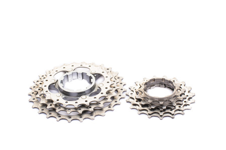 bicycle gear: bicycle gear Stock Photo