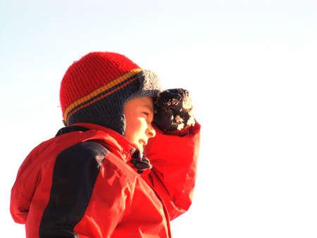 dazzle: Sun dazzle Stock Photo