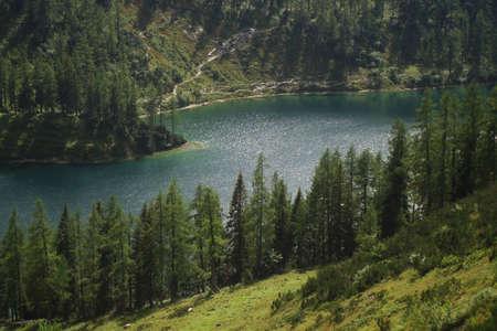 Lake with sparkles Stock Photo - 12537767