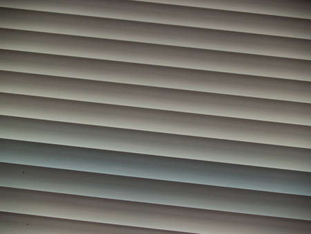 Detail of a window roller blind