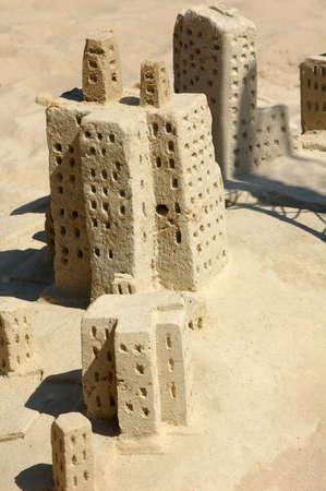 sund: City built from the sand sund city