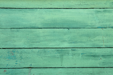painted wood: Green vintage background from a tree Stock Photo