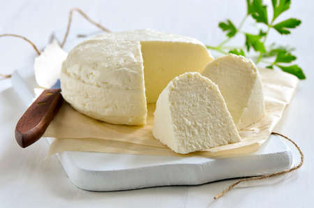 chese: Soft chese on a traditional recipe, farm fresh organic food