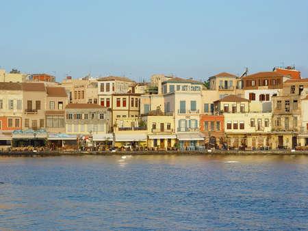 kreta: Vetetian Port of Hania Kreta