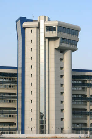 controling: port traffic tower