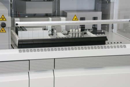 forensic medicine: biochemistry laboratory equipment