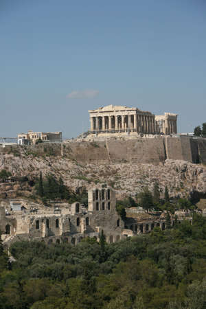 parthenon athens greece landmarks 2 photo
