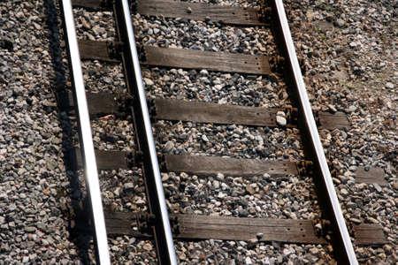 wood railroads: rail road detail
