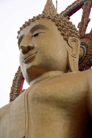 big buddha in samui island thailand Stock Photo - 1598956