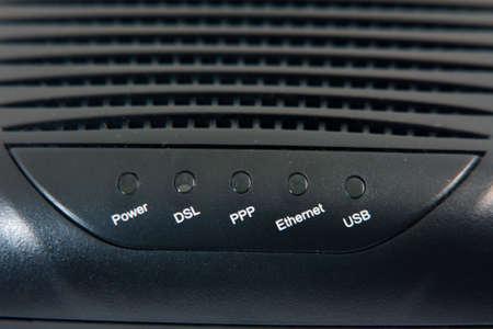 dsl: usb and ethernet modem rooter for dsl connection