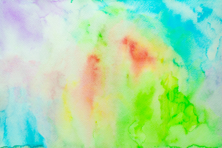 water color background with texture abstract wallpapper and decoration 写真素材