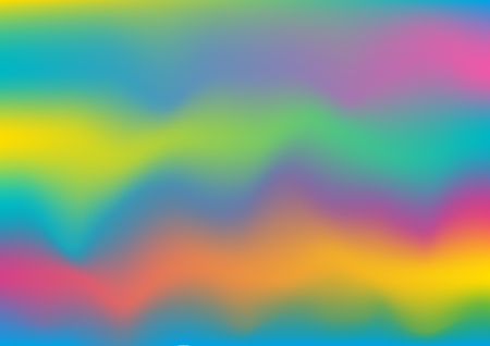 abstract holographic foil texture background with vector design
