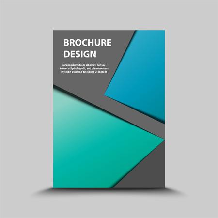 cover brochure template.catalog sheet vector design