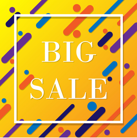 super sale banner promotion with template vector design Illustration