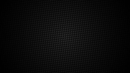 dark carbon fiber texture and pattern wallpaper background Vettoriali