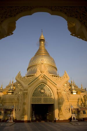 religiosity: Famous Temples of Baganat day light, Myanmar (Birma)