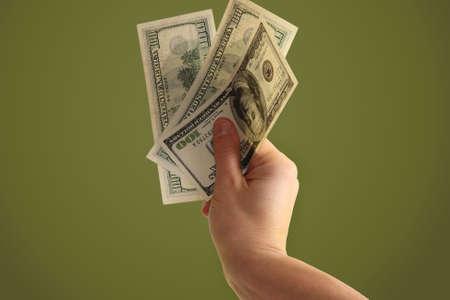 payout: Lado la celebraci�n de dinero