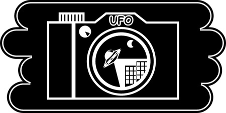 unexplained: company dealing with various paranormal phenomena. Depicts the camera to shoot a UFO over the city