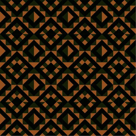 unsaturated: geometric Scandinavian pattern in unsaturated and cold tones