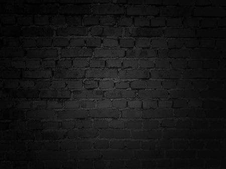 Background black wall with a light part in the center. A photo Stok Fotoğraf