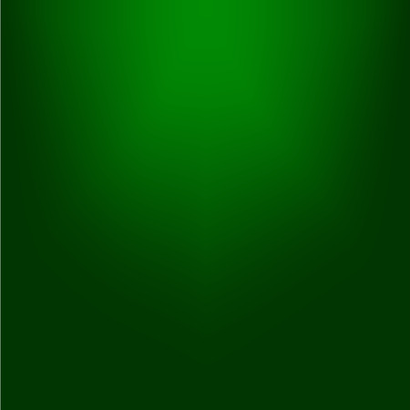 Abstract gradient background. Green faded stage, spotlights. Theater studio, scene illumination. Magic, bright, transparent gradient light effects. Vector illustration for your design and business.
