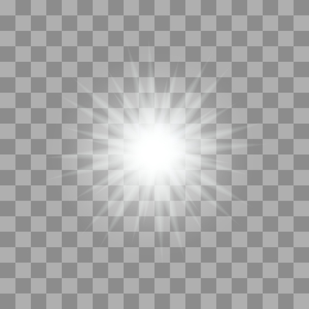transparent background: Vector glowing light bursts with sparkles on transparent background. Transparent gradient stars, lightning flare. Magic, bright, natural effects. Abstract texture for your design and business.