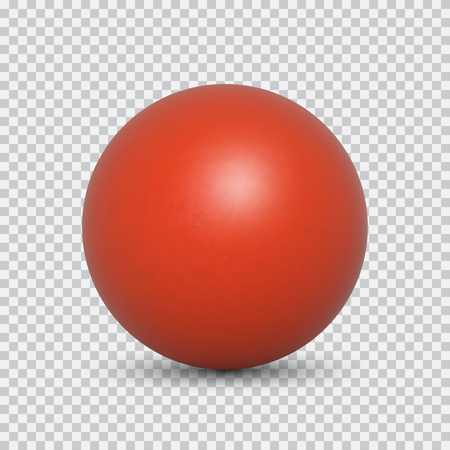 Pearl realistic isolated on transparent background Ilustrace