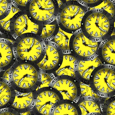 quadrant: Watches Stock Photo