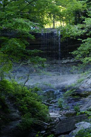 Tinkers Falls Stockfoto